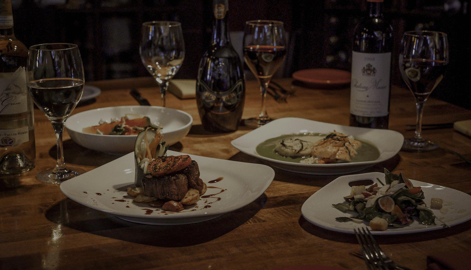 Rustic Tuscan Cuisine